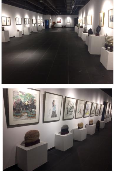 北京国际创意设计产业v国际在泓文博雅艺术馆muji标志设计图片