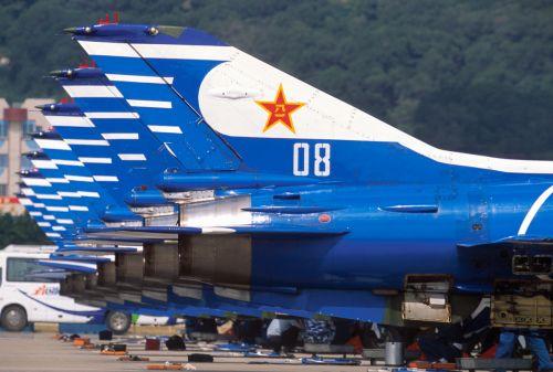 2002年珠海航展飞行表演全部取消