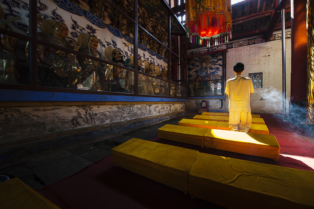 静养:感受中国历史文化