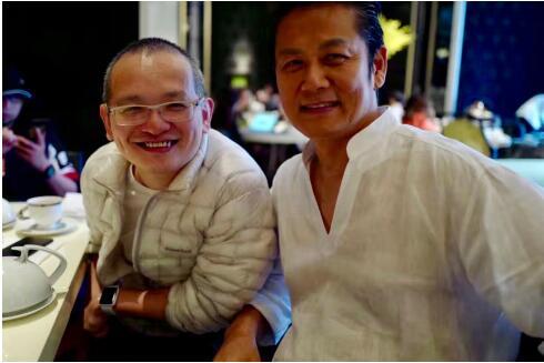 台湾最著名综艺节目主持人之一徐乃麟收藏《西厢窥简图》4