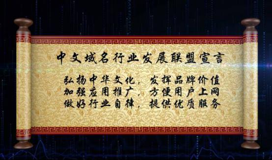 中文域名行业发展联盟成立,发力推进中文域名应用14