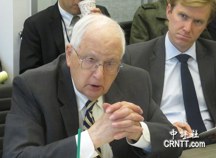 美前驻华大使:美国跨越一个中国的代价由台湾承担