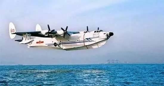 1975年12月29日,运8飞机首飞成功 1976年4月,中国第一代水上飞机水轰5