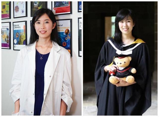 27岁华裔美女科学家被多国争抢,马来西亚网友怪政府不作为