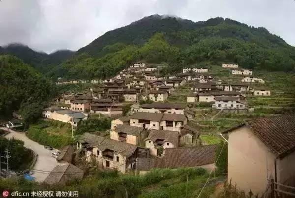 推荐目的地:松阳  松阳地处浙西南山区,全境以中,低山丘陵地带为主