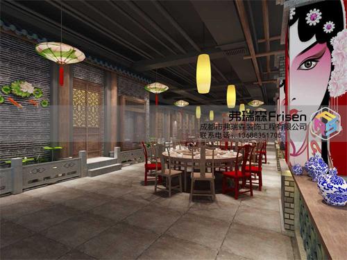 主题餐厅如何装修?弗瑞森装饰高度解析其要点法则