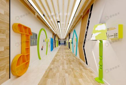 京华合木:幼儿园设计方案合理化可以提高市场竞争力