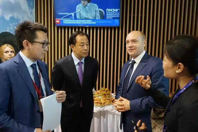 中共黑龙江省委副书记、省长陆昊出访俄罗斯