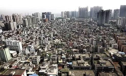 深圳这十二个最具特色的城中村你...
