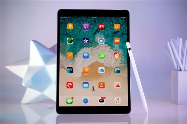 支持快充: 10.5英寸iPad Pro实测支持29W快充
