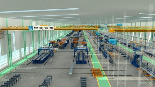 建筑结构领域首个工信部智能制造项目诞生_江西频道