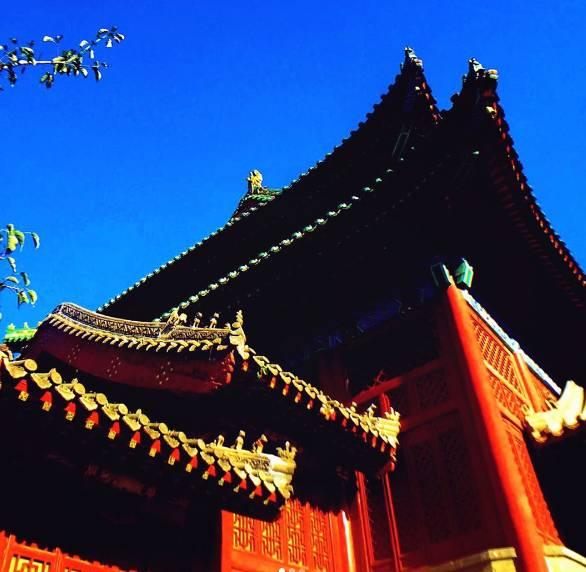 不去长城也能做英雄:盘点金庸笔下的十大旅游胜地