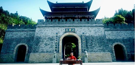 桂东三台山森林公园度假酒店 负氧中央,养生天堂