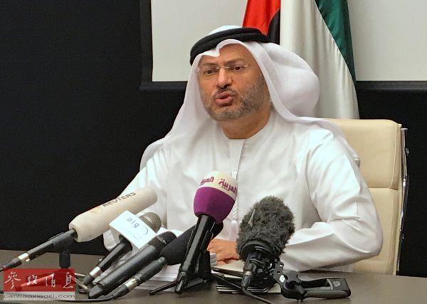 中东四国要求卡塔尔与伊朗断交 卡政府一口回绝