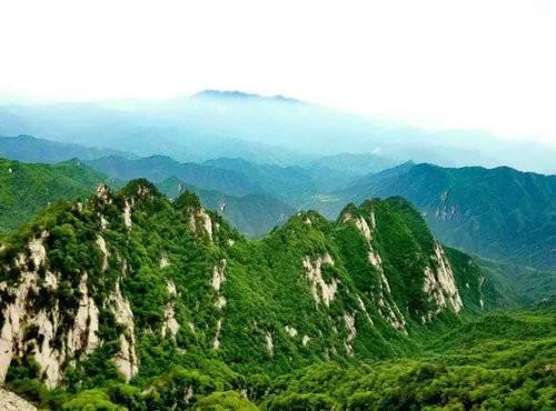 洛阳栾川旅游景区地图_风景520