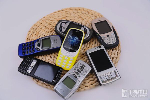 诺基亚3310复刻版