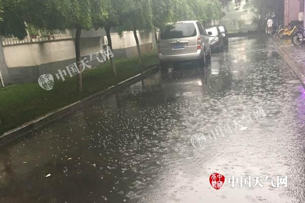 重庆湖北等地有大到暴雨 东北雨势增强