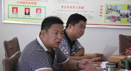 盛田农业红薯鲜干粉条HACCP(哈斯佛)体系迎来专家审核组