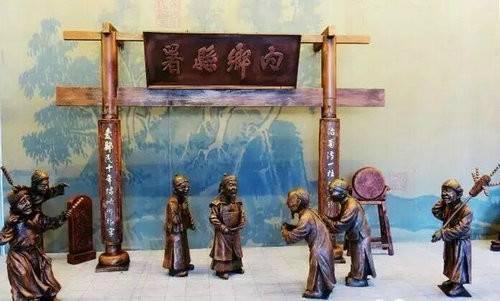 内乡县衙文化创意产品拉长产业链
