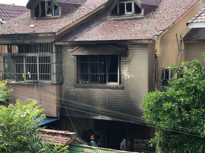 江苏常熟火灾事故致22人死亡 当地已成立专案组