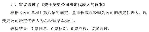 梁军接替贾跃亭出任乐视网法人代表 曾供职联想17年