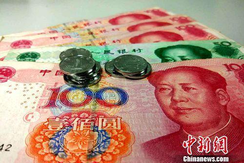 上半年收入增速有望继续跑赢GDP增速。(资料图)中新网记者李金磊摄