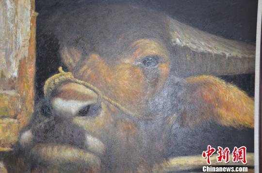 著名油画家、黄遵宪侄孙黄延桐在广东惠州病逝