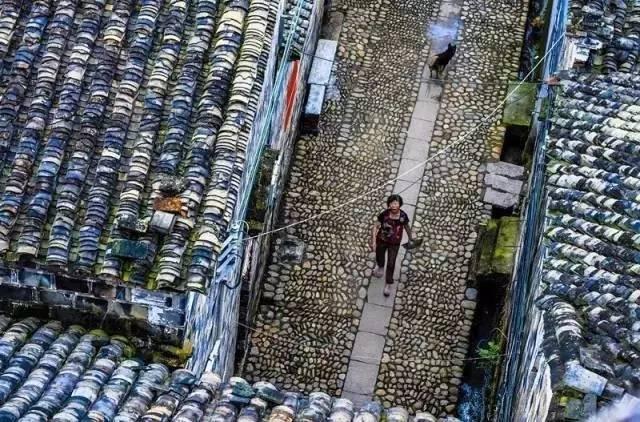 只有1%人才知道的浙江小小村镇 夏天古朴浪漫得不像话