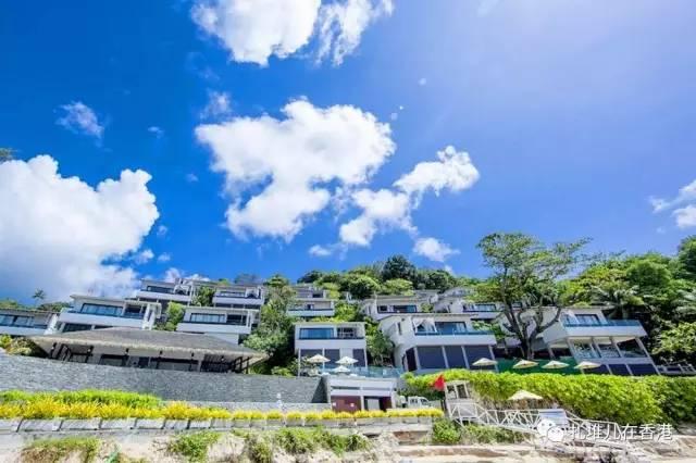 原来年薪百万的CEO在普吉岛度假都住这些地方