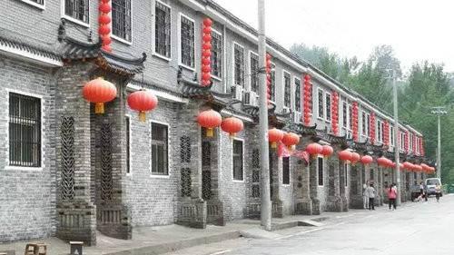 黄庄手绘小镇(资料图片)