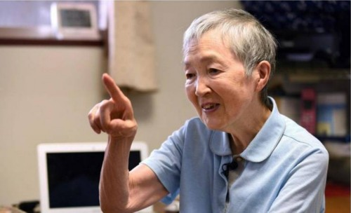 日八旬老妇自学编程研发出适合年长者手机游戏