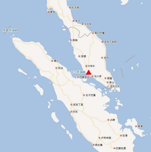 海上丝绸之路--中国在马六甲海峡投下这枚棋子,新加坡开始焦虑