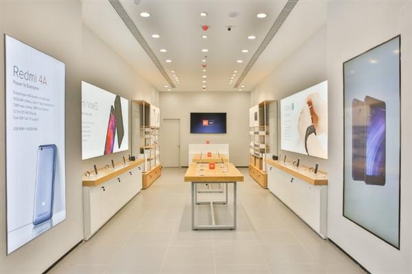 国际化步伐提速!小米零售店在迪拜正式落地