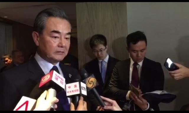 外长王毅对联合国安理会制裁朝鲜决议表态 - 老来乐kangqt88993606 - kangqt88993606的博客