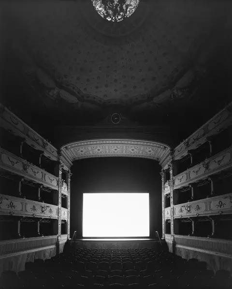 """""""Summertime"""" (1955) at Teatro dei Rozzi. Siena, Italy"""