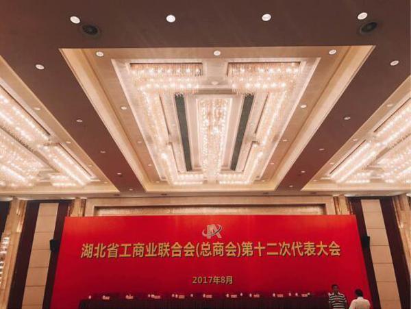 盛天网络董事长赖春临女士当选湖北省工商联总商会副会长