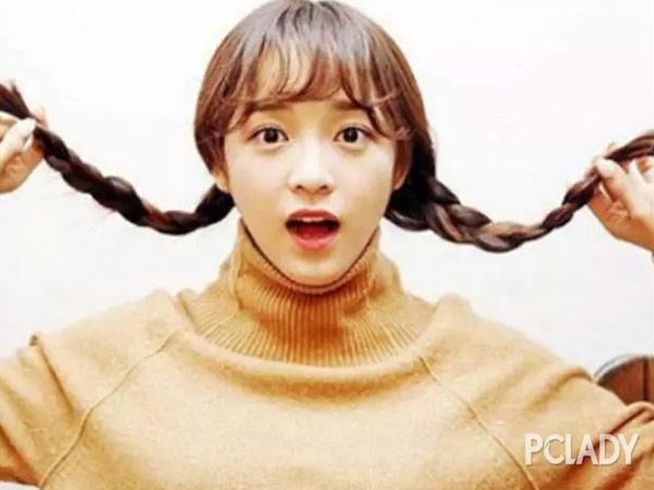双尾辫怎样扎才好看?少女时代亲示范