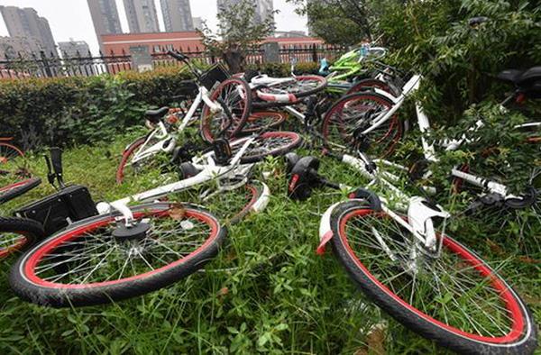 武汉部分路段将禁停共享单车:部分企业将被限制投放