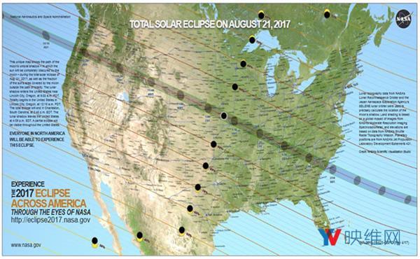 想看超级日全食?谷歌地图VR分分钟满足你