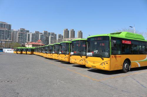青岛3条旅游公交线下月起停运,7条公交线进入冬运