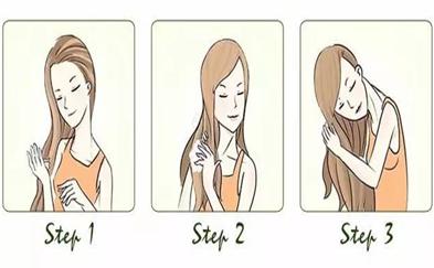 洗头发掉头发怎么办 正确洗头防掉发6步骤