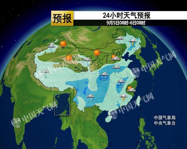 西南多雨地质灾害风险高东北谨防强对流