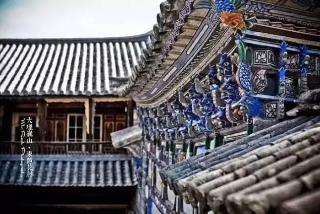 距离大理60km有座诗意小城 却是云南最后的发呆净土