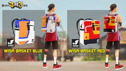 《3对3街头篮球》重装上阵!自由之城开学季!
