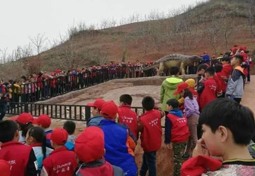 汝阳恐龙国家地质公园十一文化周将启动相约世界巨龙领略云南原生态风情