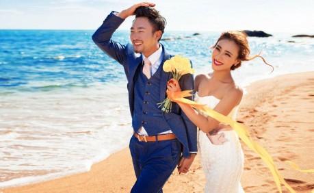 青岛婚纱摄影前十名排行哪家好图片