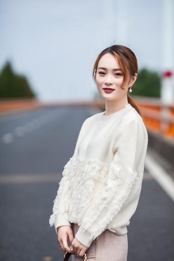 东逸名品亮相2017上海国际时尚产业及服装服饰展