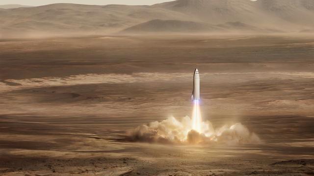 图片来源于Space X推特