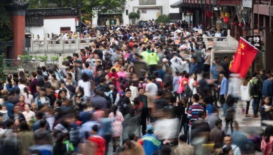 黄金周五天消费超4600亿 旅游大省们一天能赚多少钱