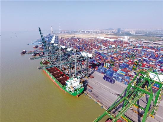 广东港口资源整合:广州、东莞打造组合港 融入大湾区